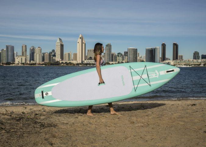 les 6 conseils pour débuter en paddle gonflalbe