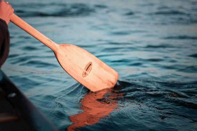 pagayer en paddle